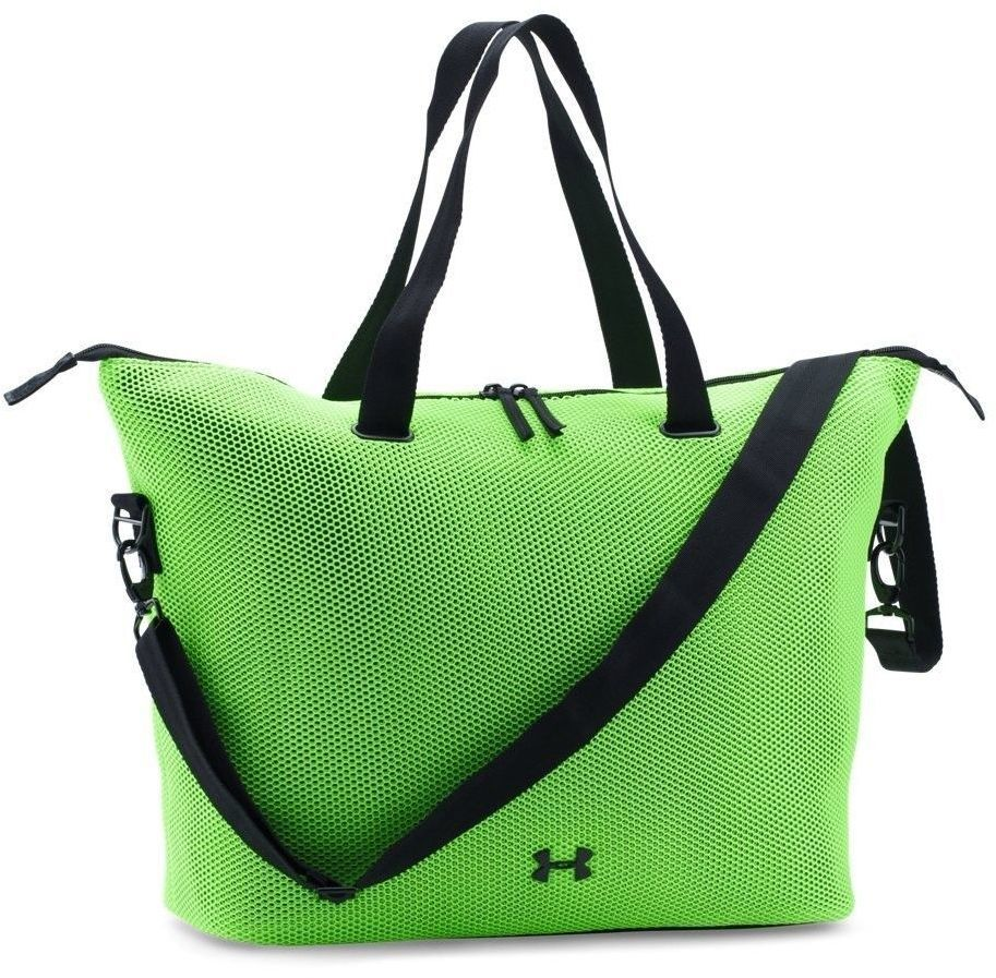 445eac1224ce3 Under Armour Torba sportowa UA On The Run Tote zielona (1277409) w  Sklep-presto.pl
