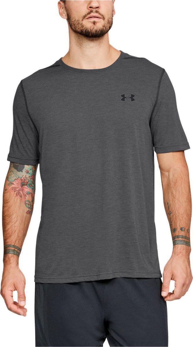 Under Armour Koszulka męska Threadborne T-Shirt Carbon Heather r. XL (1289588090) 1