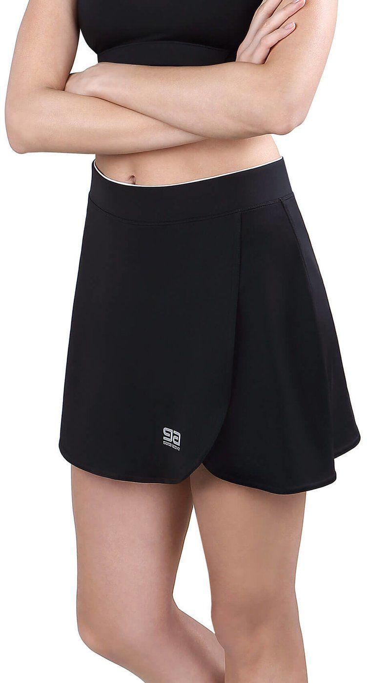 6e098397a7 GATTA Spódniczka sportowa Runner Skirt Shorts Women 7S Black r. S  (0046717S3606) w Sklep-presto.pl