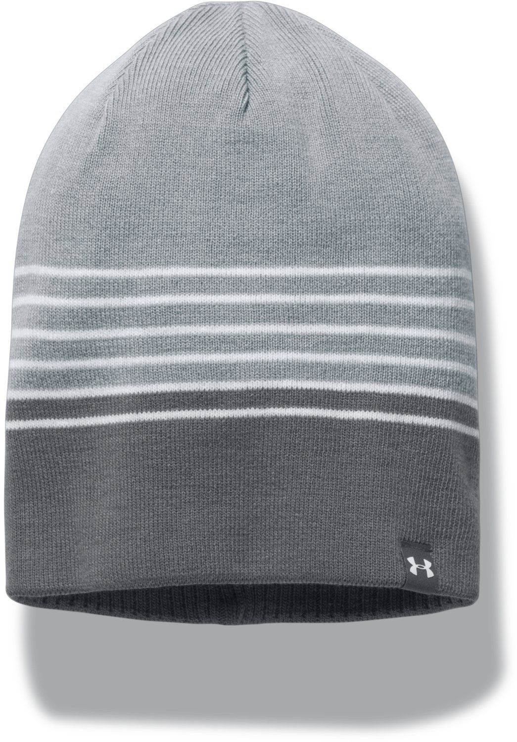 Under Armour Czapka Men's 4 in 1 Beanie 2.0 szara (1300077 941) ID produktu: 1589508