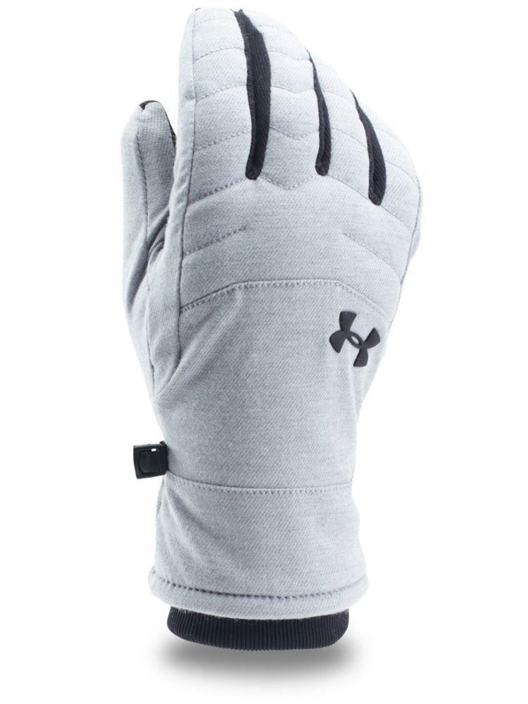 przystojny urzędnik najlepiej kochany Under Armour Rękawiczki męskie Reactor Quilted Glove szare r. XL (1300085)  ID produktu: 1591858
