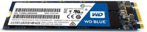 Dysk SSD Western Digital Blue 1 TB M.2 2280 SATA III (WDS100T2B0B) 1