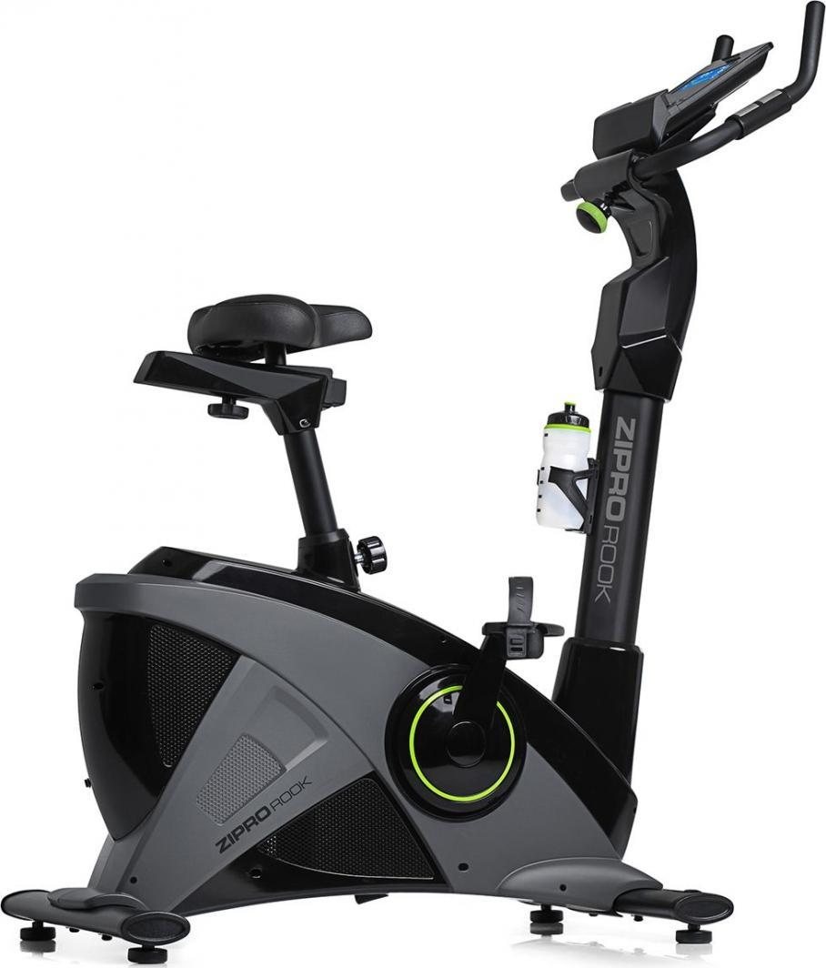 Zipro Rower treningowy elektryczno-magnetyczny Rook iConsole+ 1