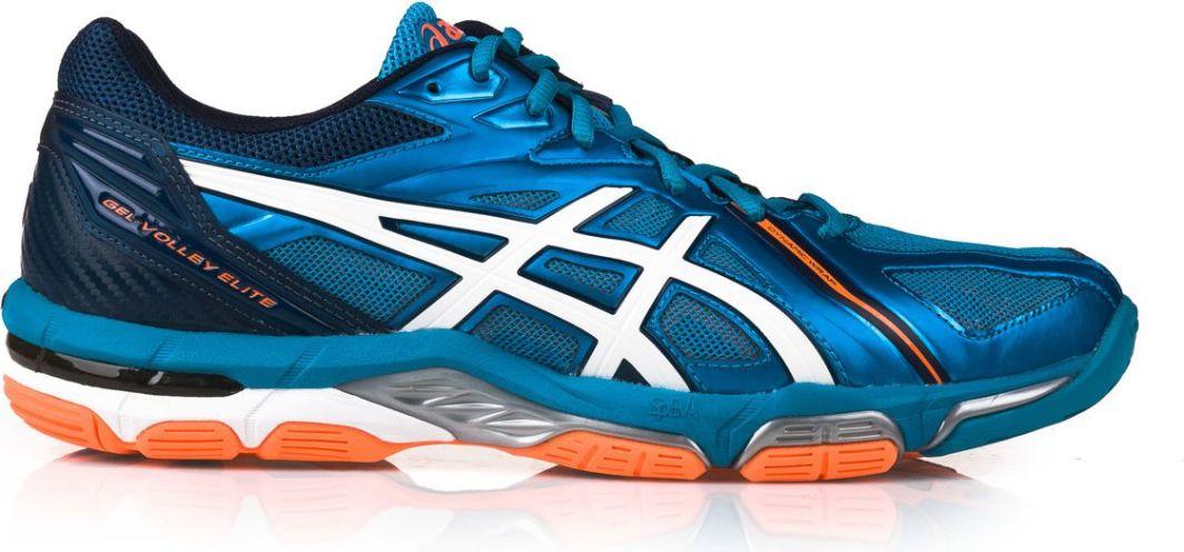 Asics Buty męskie Gel Volley Elite 3 niebieskie r. 46 (B5N431) ID produktu: 1593125