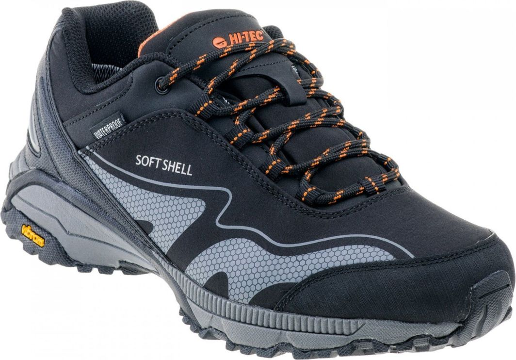nowy koncept wyprzedaż specjalne do butów Hi-tec Buty męskie Kangri black/dark grey/orange r. 41 ID produktu: 1593531