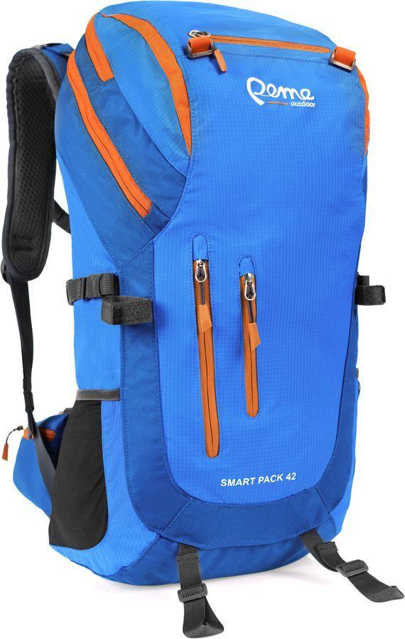 Peme Plecak turystyczny Smart Pack 42L Niebieski