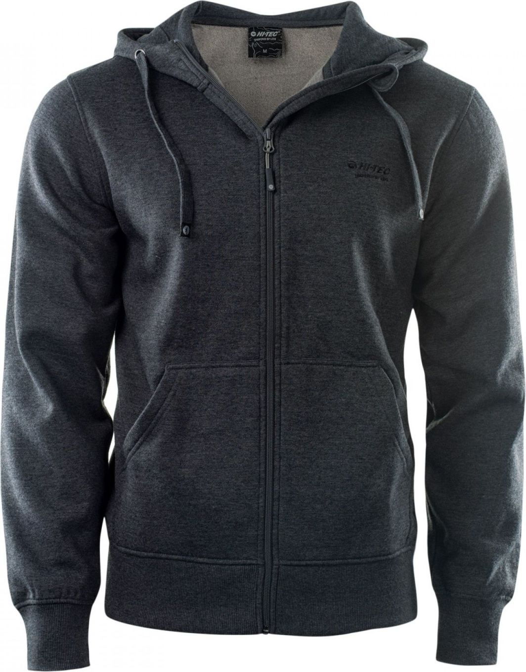 Hi tec Bluza męska Silian Dark Grey Melange r. XXL ID produktu: 1593703