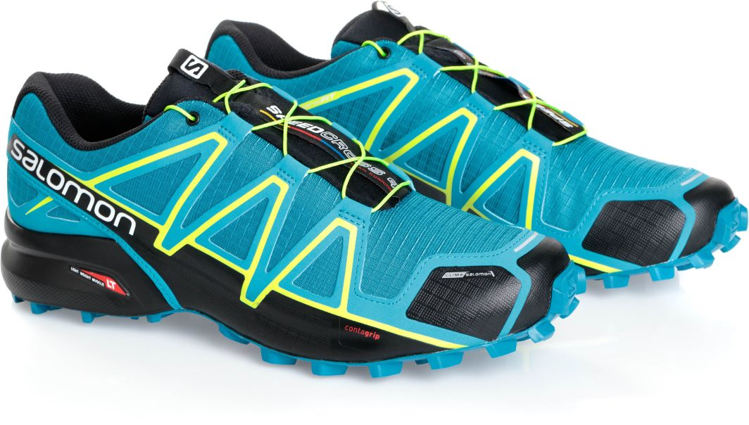 Salomon Buty męskie Speedcross 4 CS Mykonos BlueHawaiian Surf r. 42 (398425) ID produktu: 1594319
