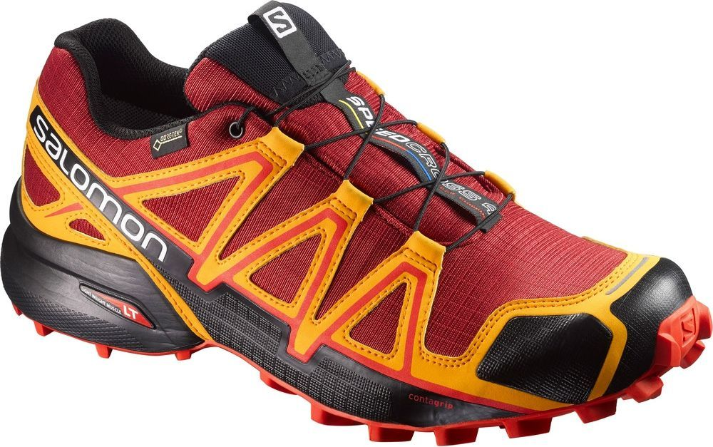 Salomon Buty męskie Speedcross 4 GTX Red Dahlia r. 42 (398456) ID produktu: 1594325