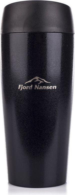 Fjord Nansen Kubek termiczny Lando 0,4L Black 1