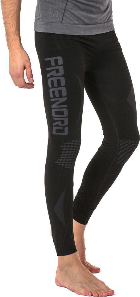 cd39db4b0d8318 Freenord Spodnie męskie EnergyTech EVO Black/Grey r. XL w Sklep-presto.pl
