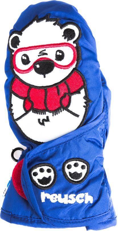REUSCH Rękawice dziecięce Cutes R-Tex XT Mitten Reusch Bear r. 3 (46 85 551 981) 1