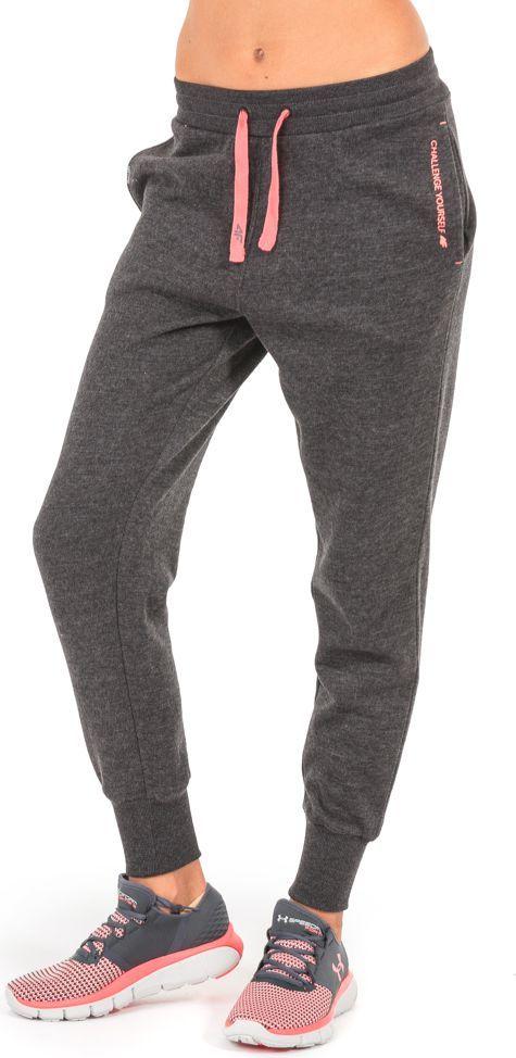 4f Spodnie damskie H4Z17 SPDD004 szare r. M ID produktu: 1596039
