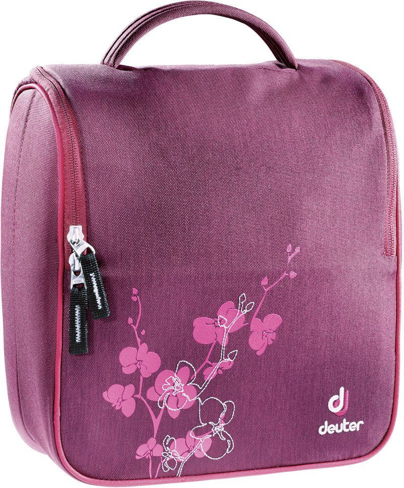 Deuter Kosmetyczka turystyczna Wash Room Deuter Blackberry/Dresscode roz. uniw (39474-5032) 1