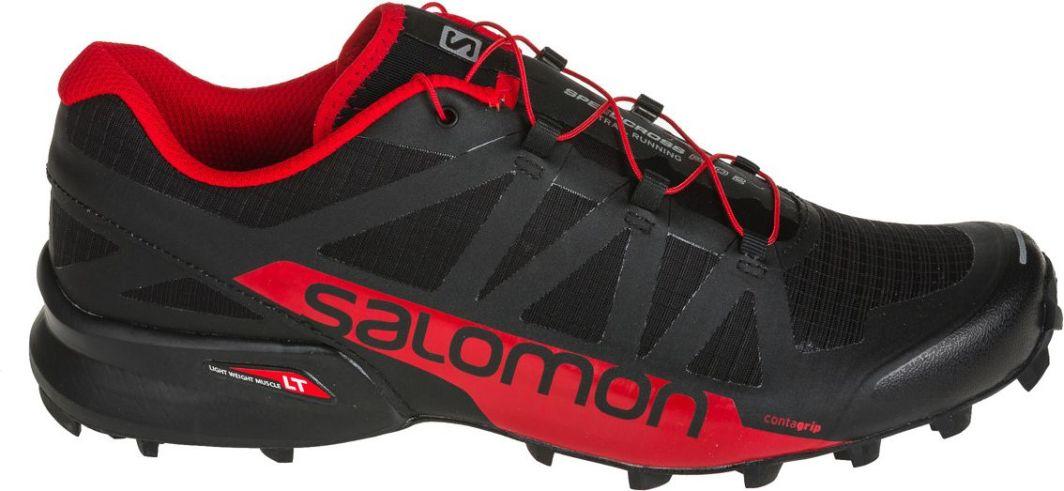 Salomon Buty męskie Speedcross Pro 2 BlackBarbados CherryBlack r. 41 13 (398429) ID produktu: 1596968