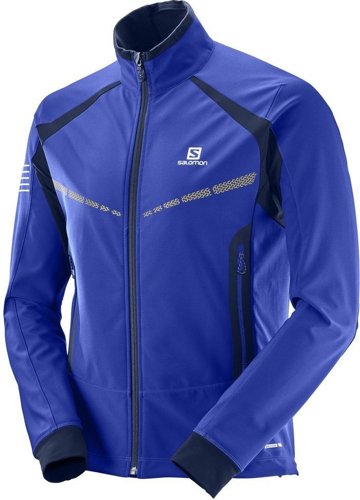 Salomon Kurtka męska softshell RS Warm Softshell roz L 397078) 397078