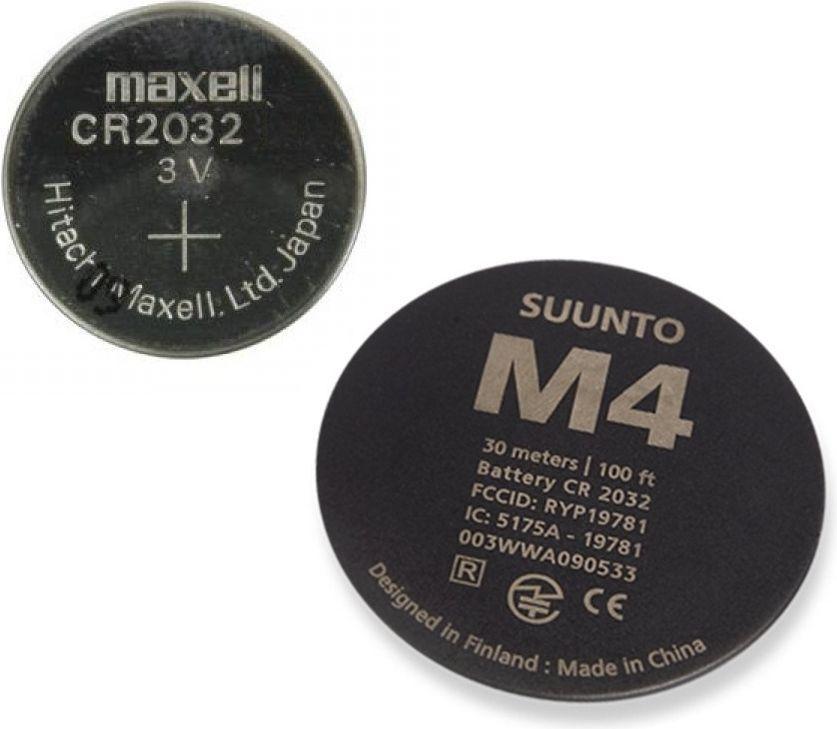 Suunto Bateria CR2032 do zegarków M4 Battery Kit Suunto roz. uniw (SS016615000) 1