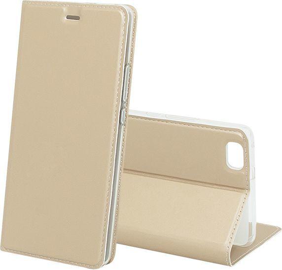 Blow Etui L do Huawei P8 Lite, złote 1