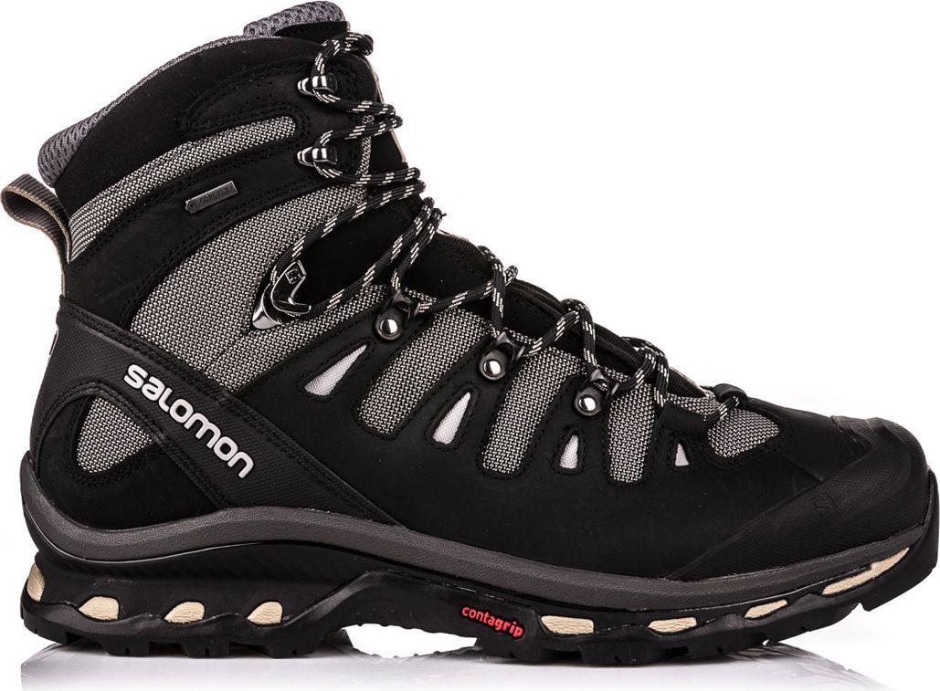 Salomon Quest 4D 2 GTX Hiking Boots DetroitBlackNavajo
