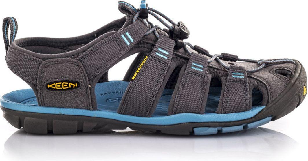Keen Sandały damskie Clearwater CNX Gargoyle/Norse Blue r. 37.5 (1008772) 1