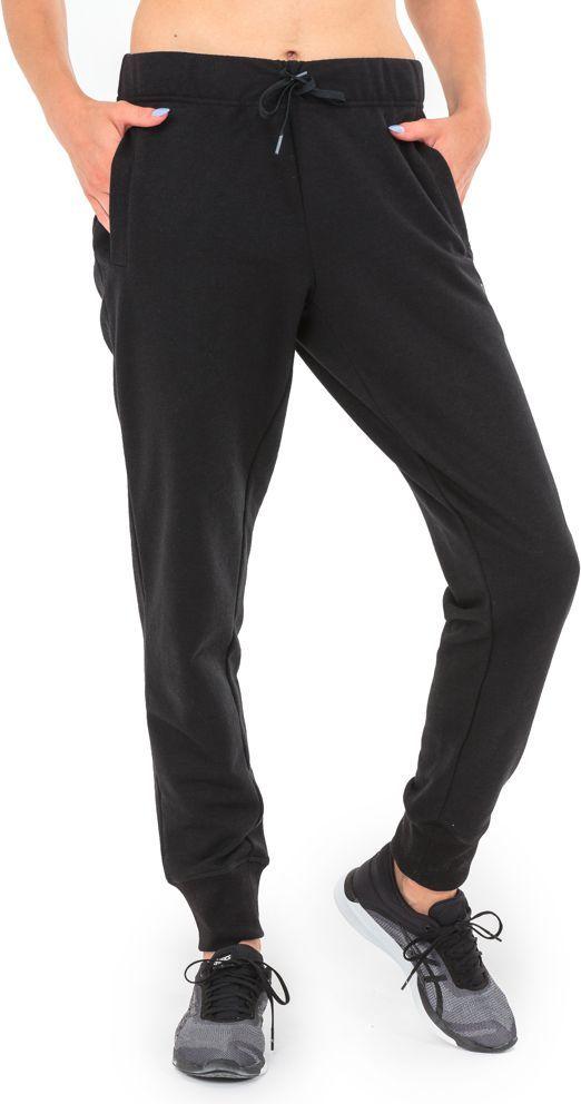 Asics Spodnie dresowe damskie Jog Asics czarne r. S (1411400904) ID produktu: 1598657