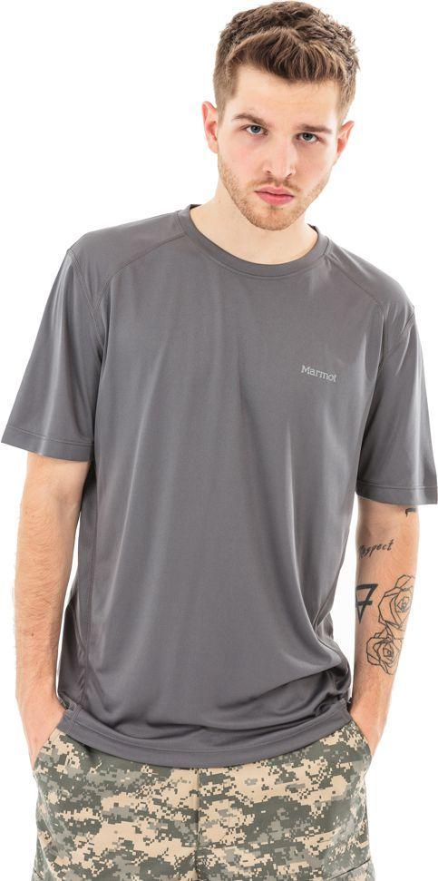 Marmot Koszulka męska Windridge Marmot szary r. M 1