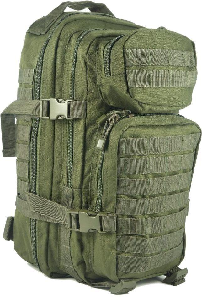 Mil-Tec Plecak wojskowy 2-komorowy Assault Small 20 Olive (14002001) 1