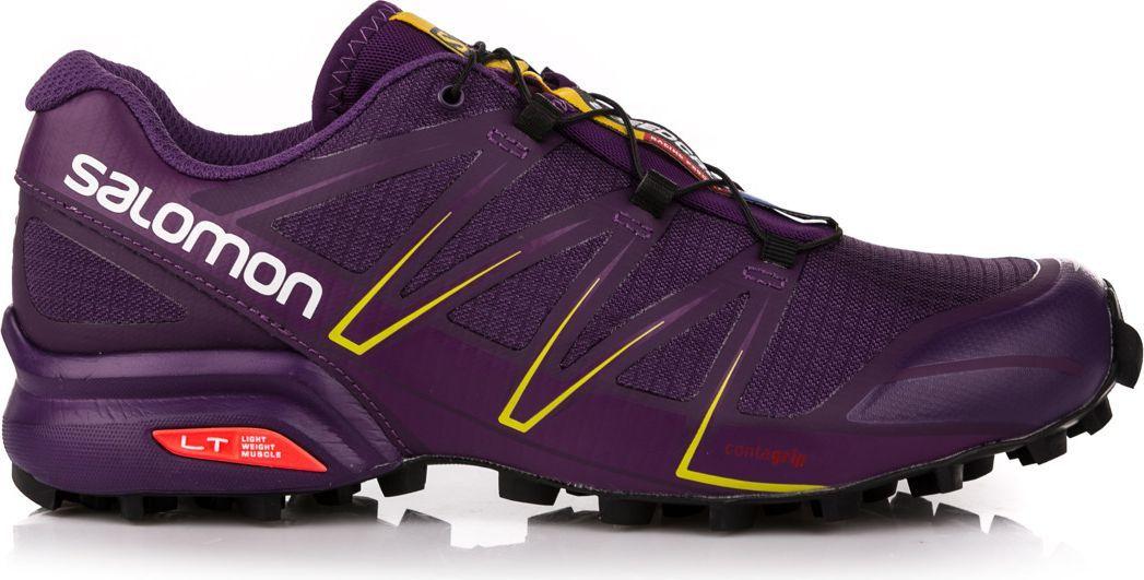Salomon Buty damskie Speedcross Pro Cosmic PurplePassion PurpleBlack r. 37 13 (3839) ID produktu: 1599614