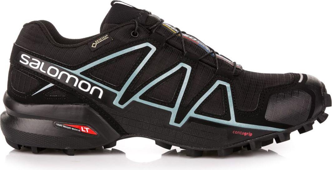 Salomon Buty damskie Speedcross 4 GTX W BlackBlack r. 37 13 (383187) ID produktu: 1599620