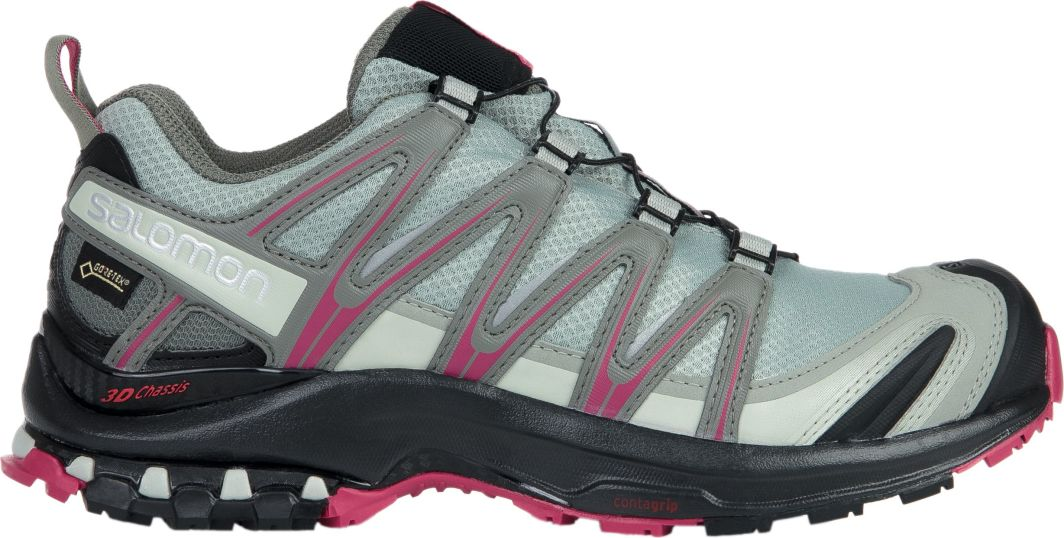 Salomon Buty damskie XA Pro 3D GTX W Shadow/Black/Sangria r. 38 (393331) 1