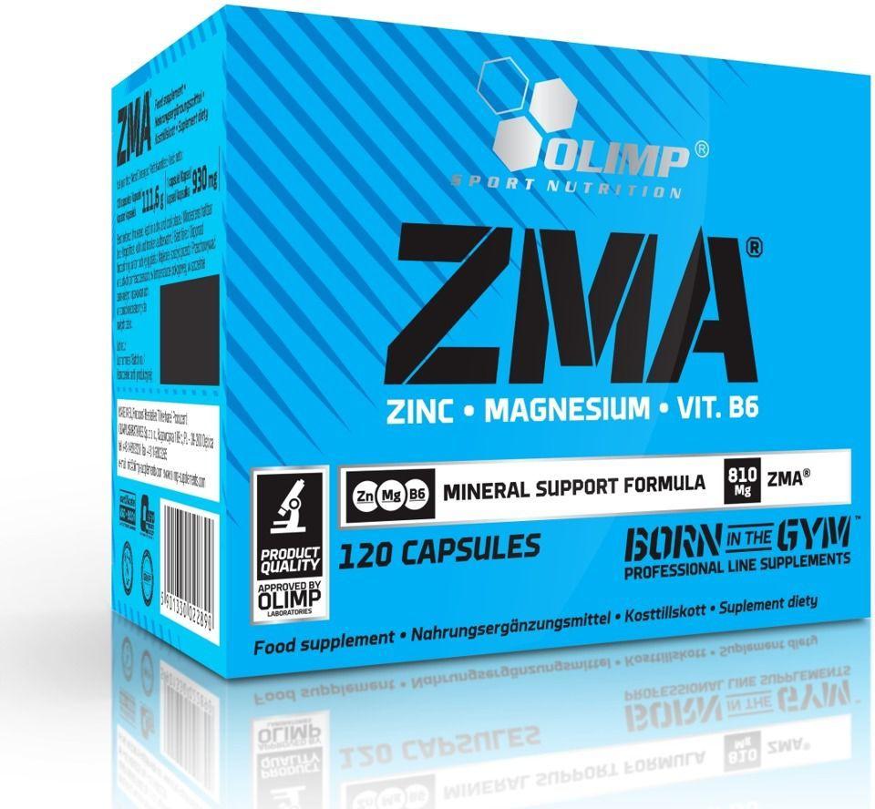 Olimp ZMA 120 kaps. 1