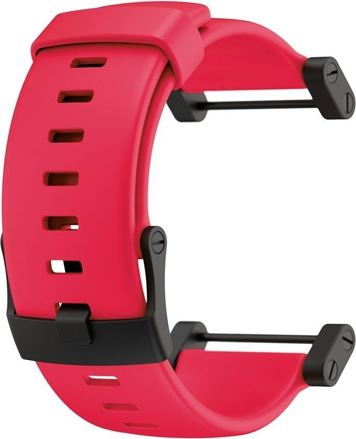 Suunto Pasek do zegarka Core Red Rubber Strap Red roz. uniw (SS018820000) 1