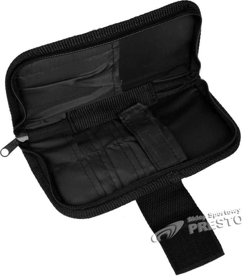 a810132e51336 Harrows Pokrowiec na rzutki Mega Zipper Wallet czarny 21x12x2.5 cm w  Sklep-presto.pl