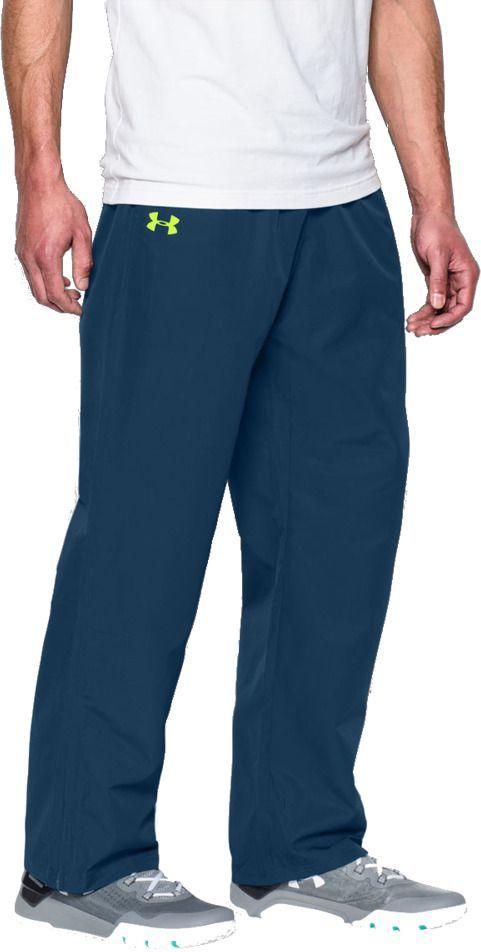 0ebbaa1e Under Armour Spodnie dresowe męskie Vital Warm-Up granatowe r. S  (1239481997) ID produktu: 1600727