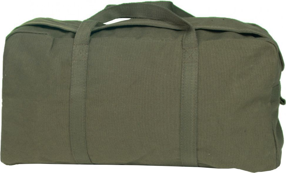 19357b5e49594 Mil-Tec Torba wojskowa podróżna Gross Cotton Mil-Tec Olive roz. uniw  (13803001)