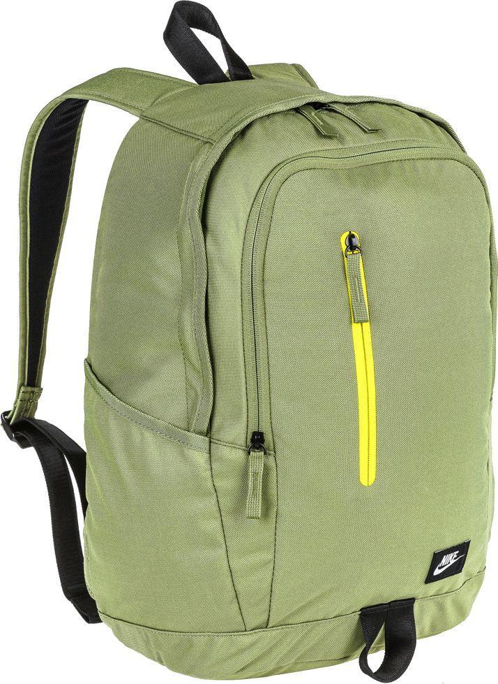 ae332e84a5686 Nike Plecak sportowy All Acces Soleday 25L zielony (BA4857-387) w  Sklep-presto.pl