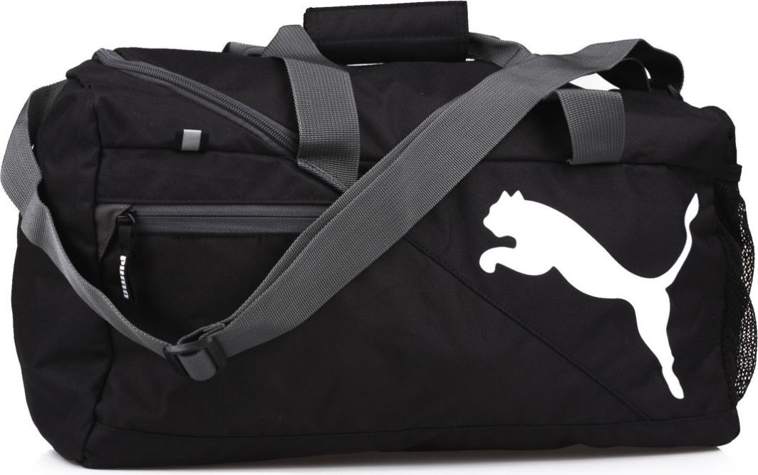 b24ae2546ff3e Puma Torba sportowa Fundamentals Sports Bag S 25 Puma roz. uniw (073499-01)  w Sklep-presto.pl