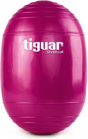Tiguar Piłka gimnastyczna eliptyczna Ovoball fioletowa 1