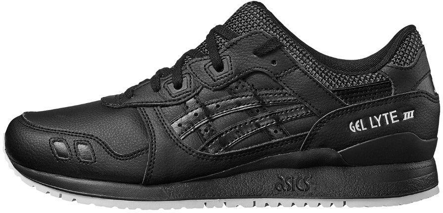 ASICS GEL LYTE III BLACK, Sportowe buty męskie Asics