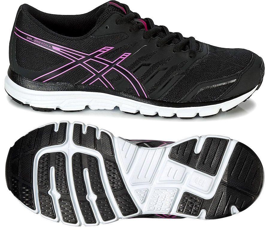 Męskie buty do biegania asics gel zaraca 4 Zdjęcie na imgED