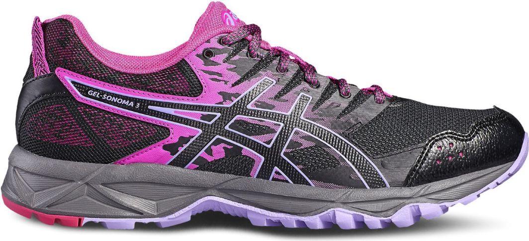 Asics Buty damskie Gel Sonoma 3 Pink GlowBlack r. 38 (T774N 2090) ID produktu: 1602765