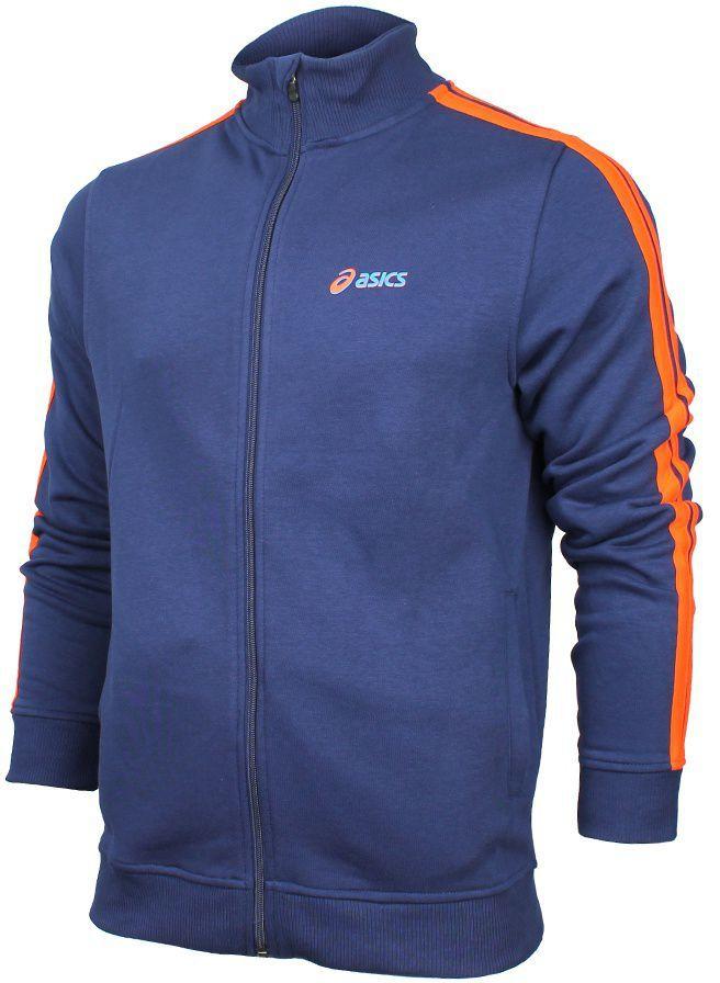 Asics Bluza męska Full Zip Fleece Performance granatowa r. M (123065 8052) ID produktu: 1603438