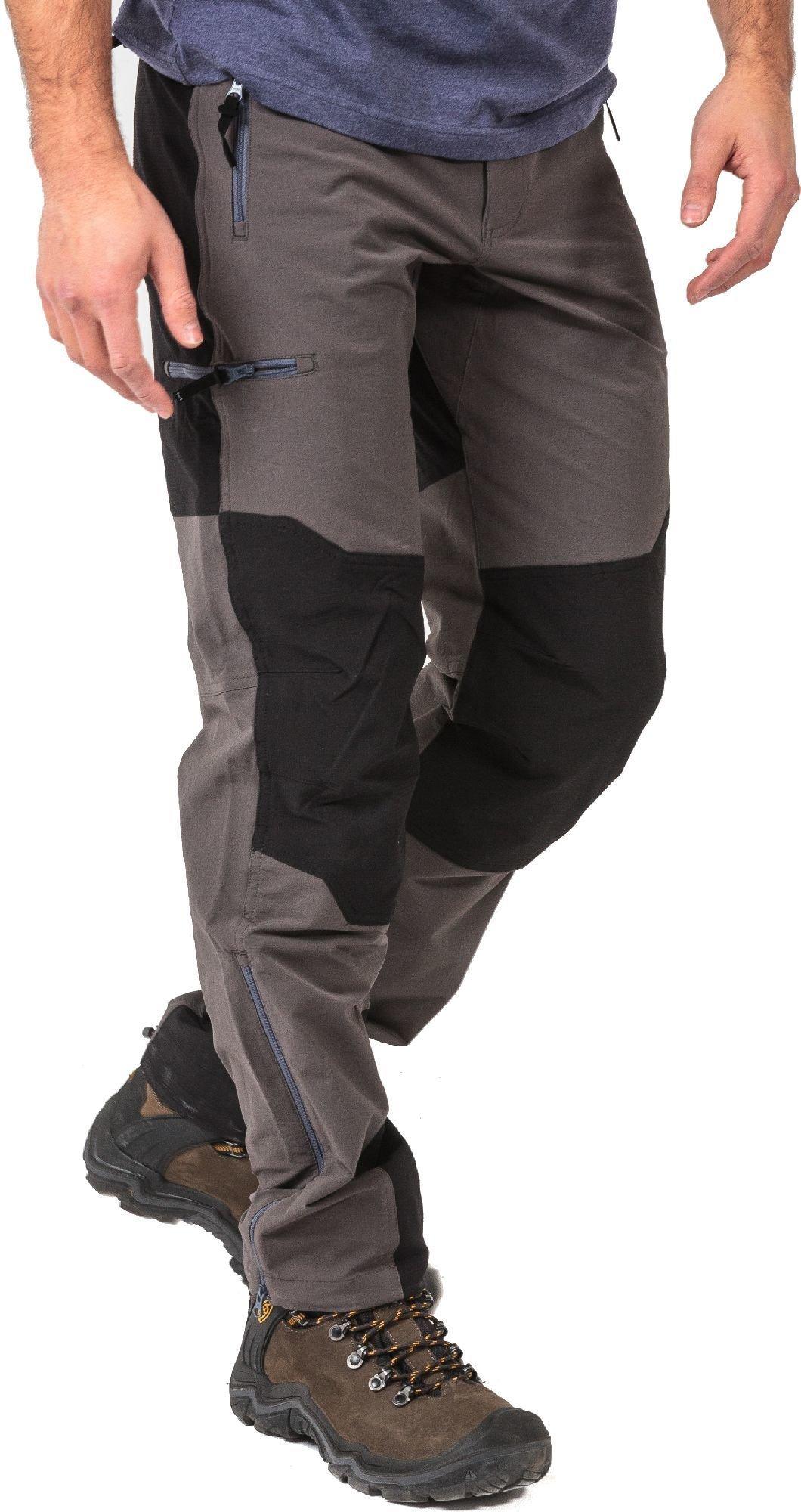 Milo Spodnie trekkingowe męskie Brenta Grey r. XXL ID produktu: 1603804