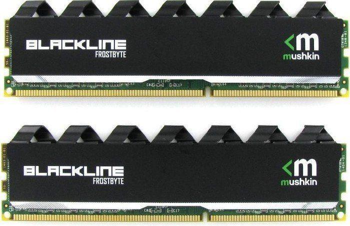 Pamięć Mushkin Blackline, DDR4, 16 GB, 2400MHz, CL15 (MBA4U240FFFF8GX2) 1