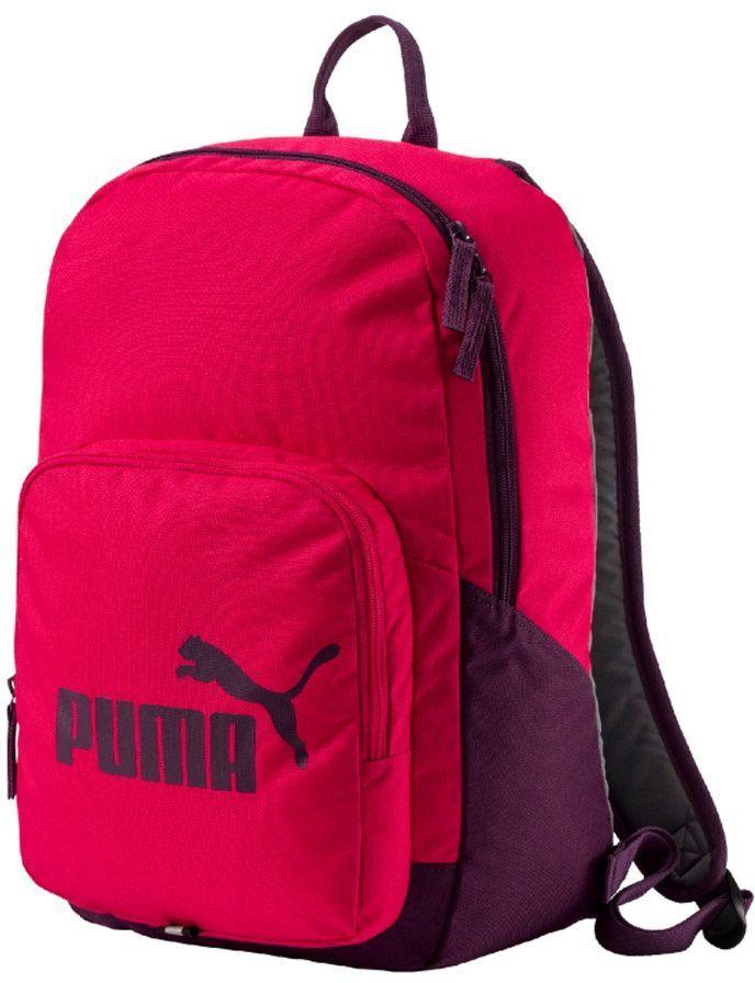 07b470b82b54e Puma Plecak sportowy Phase 21L różowy (073589 22) w Sklep-presto.pl