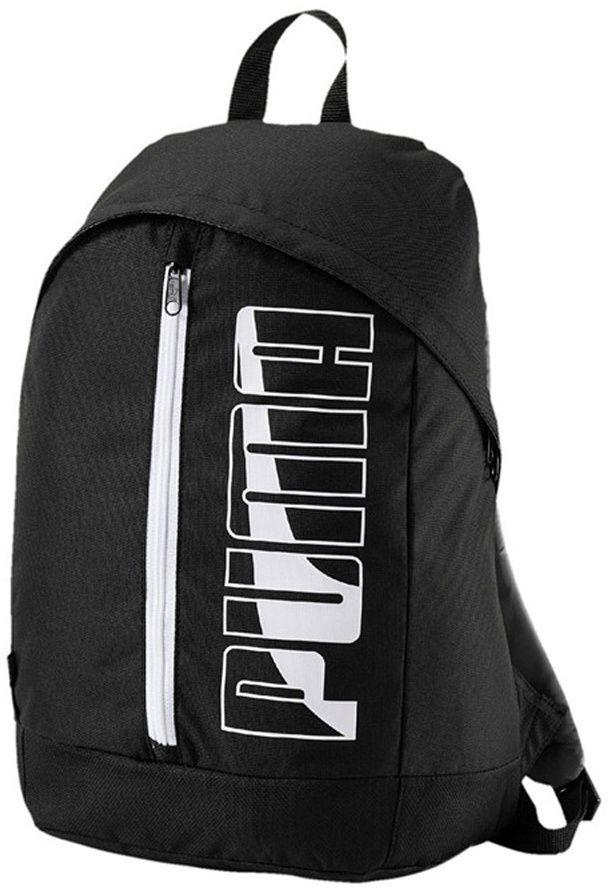dffca6902db11 Puma Plecak Puma Pioneer Backpack II 074718 01 074718 01 czarny - 074718 01  w Sklep-presto.pl