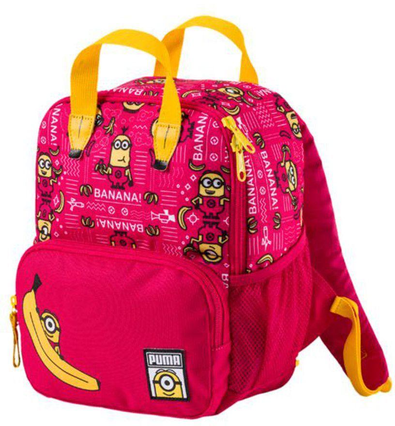 14dda379a1cbb Puma Plecak sportowy Minions Small Backpack 11L różowy (074893 02) w  Morele.net