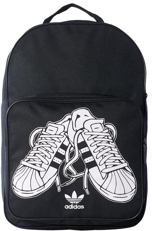 c3efd790dc769 Adidas Plecak Originals Backpack Classic Sport czarny (BK2161) w  Sklep-presto.pl