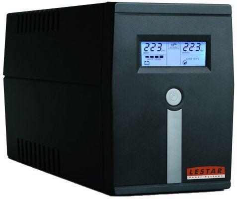 UPS Lestar MCL-1500SU AVR LCD 2XSCH+2XIEC USB (1966008251) 1