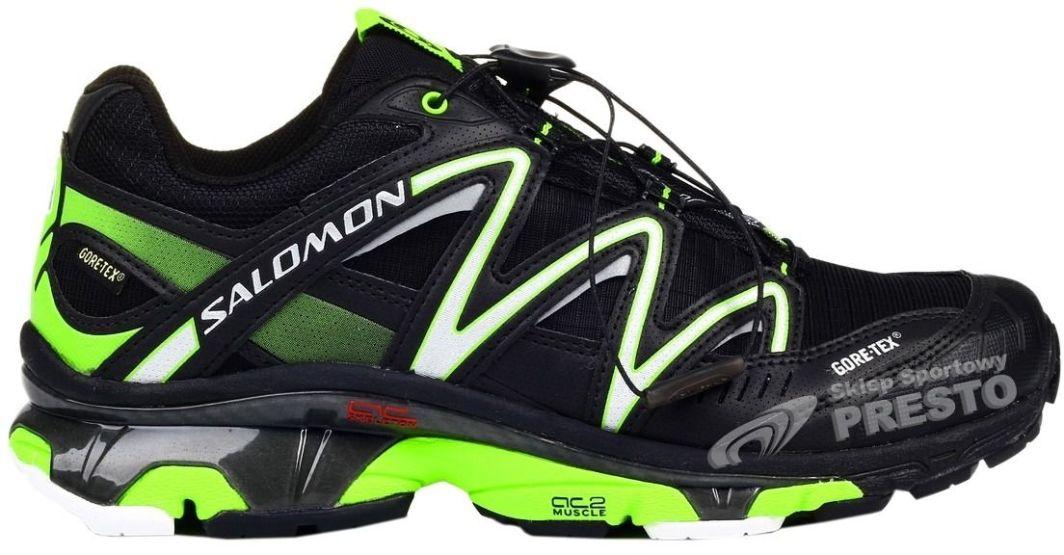 Salomon Buty męskie XT Wings 2 GTX czarno zielone r. 44 23 ID produktu: 1607038
